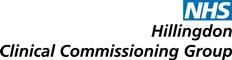 Hillingdon CCG Logo