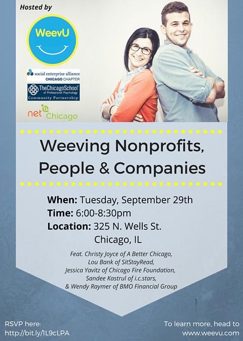 WeevU Event Invitation