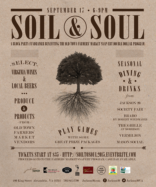 Soil to soul tickets thu sep 17 2015 at 6 00 pm for Soil tour dates 2015