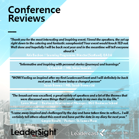 Conference reviews