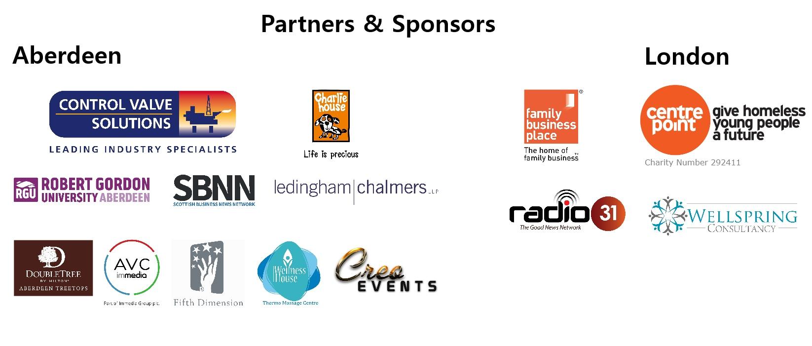 2018 Partners & Sponsors