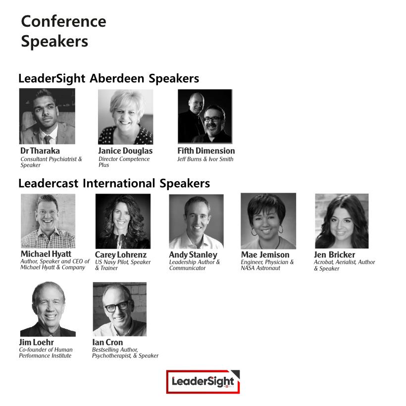LC & LS 18 Aberdeen Speakers