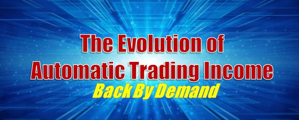 Evolution of automated forex trading