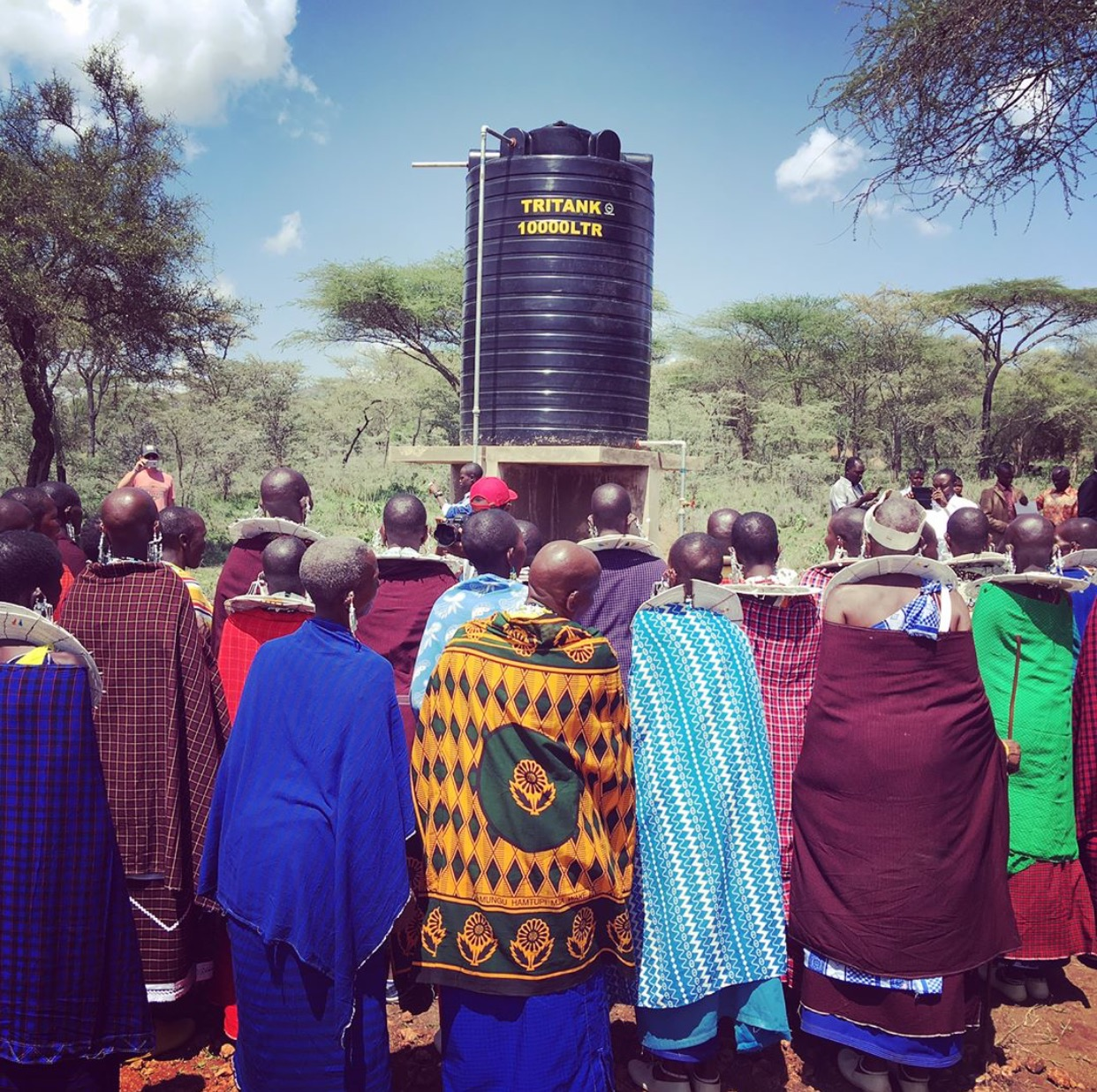 Waterboys Project in Tanzania