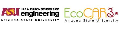 Ira A Fulton Schools of Engineering - ASU EcoCAR 3 Logos