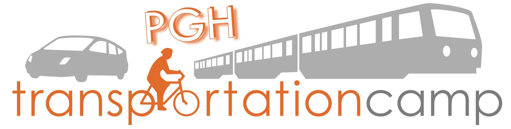 Transportation Camp PGH Logo