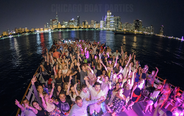 Chicago's Boat Party of Summer 2017 - Friday, August 25th, 2017