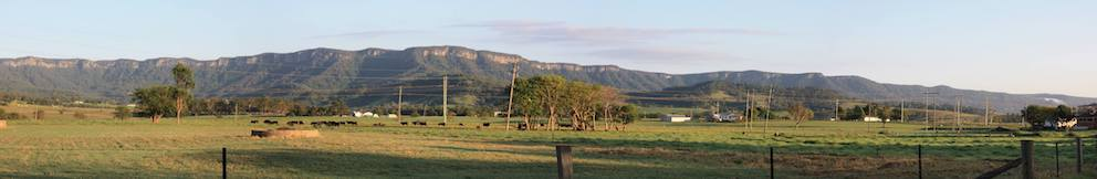 The Illawarra Escarpment