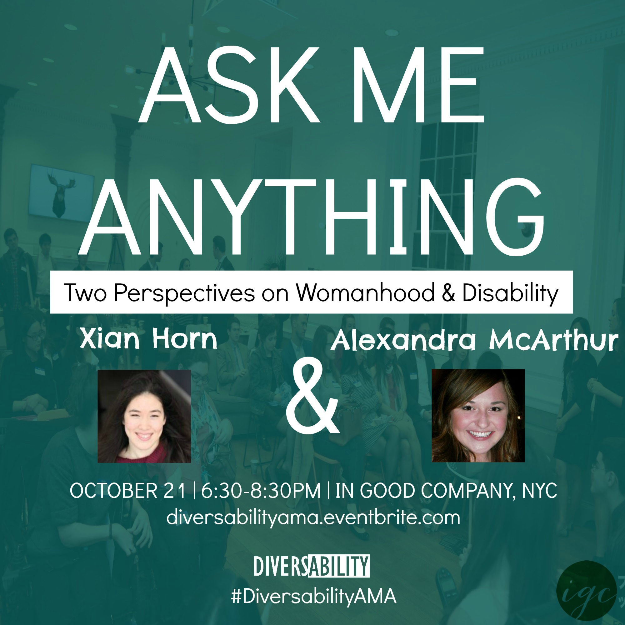 diversability ask me anything event details
