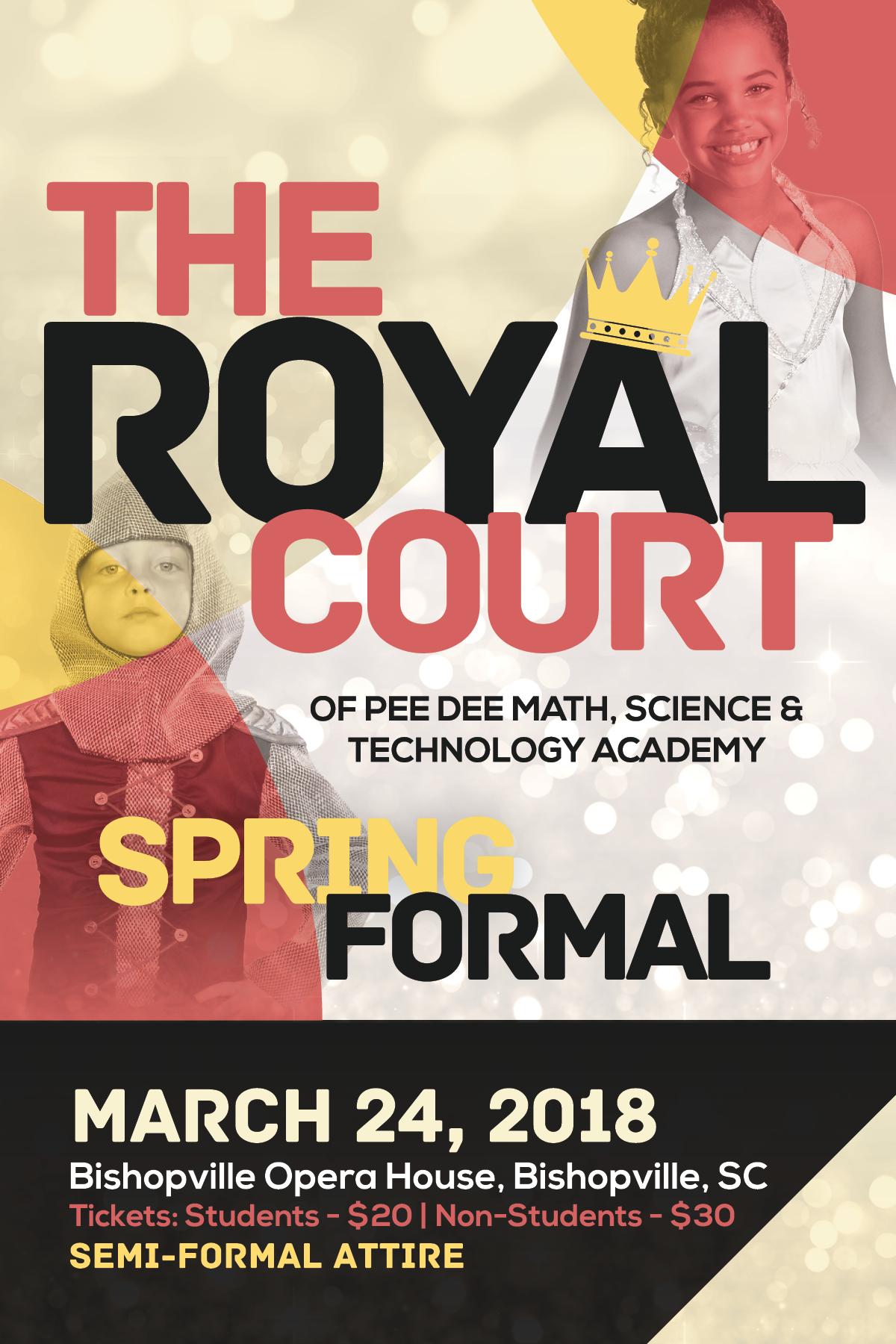 Spring Formal 2018