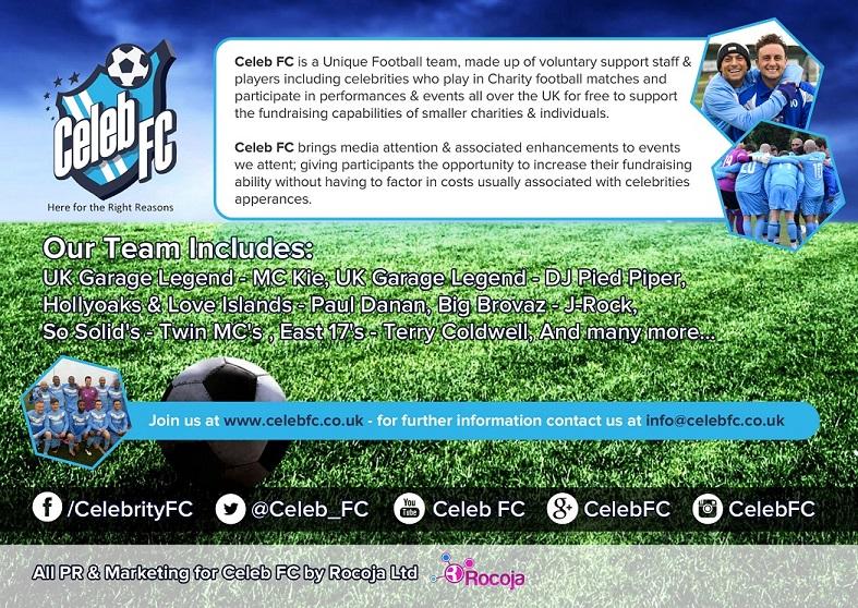 Celeb FC avdert