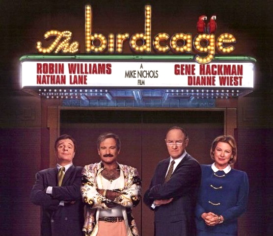 The Birdcage film poster
