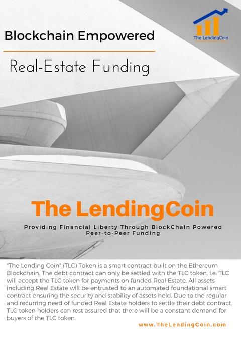 The LendingCoin Flyer Summary