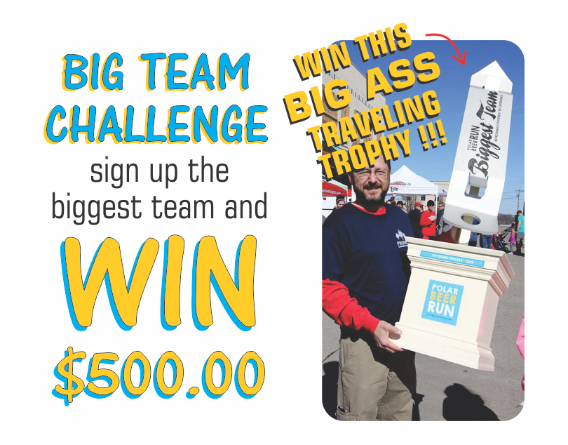 BIGGEST TEAM CHALLENGE