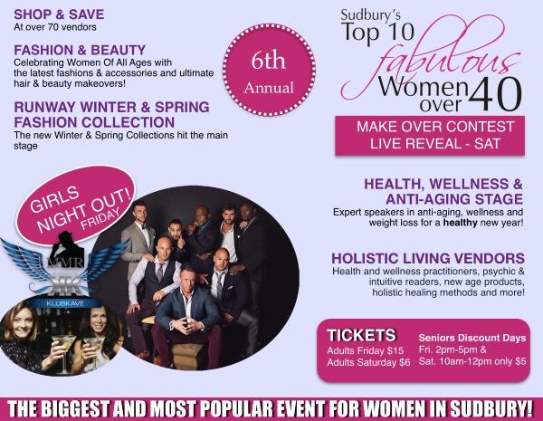 Sudbury Women's Show Event Highlights