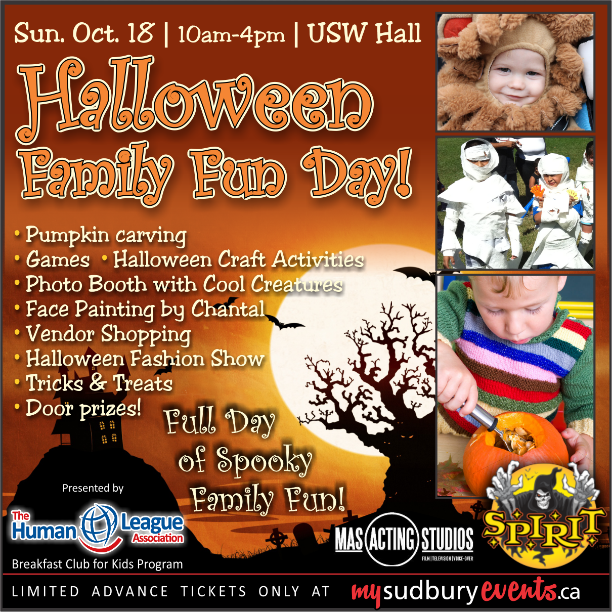 Sudbury Halloween Family Fun Day