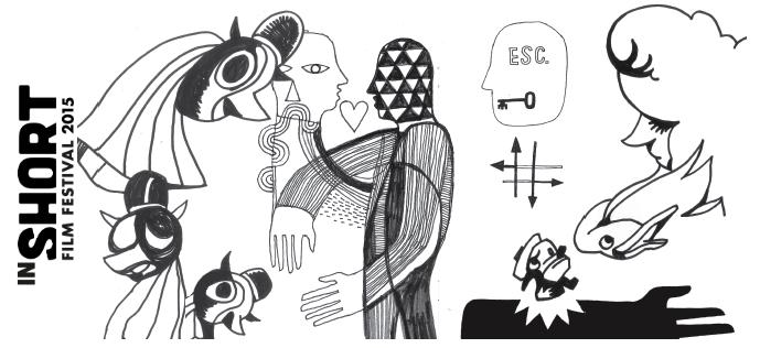InShortFF artwork by David Shillinglaw and Erkut Terliksiz