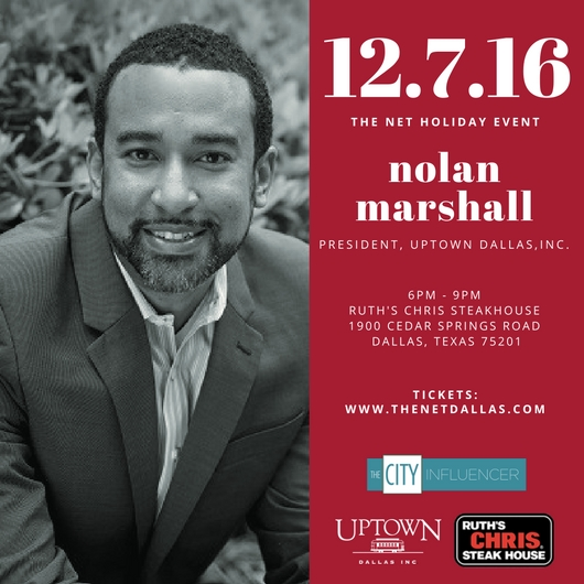 Nolan Marshall, Uptown Dallas