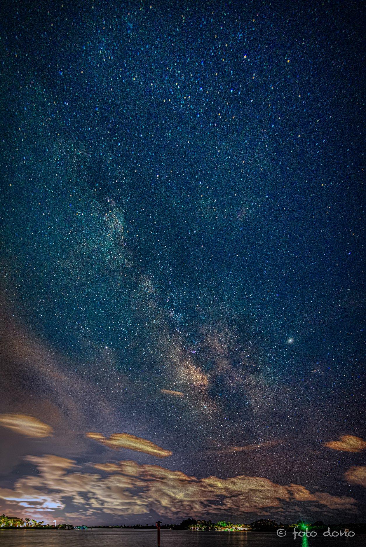 Milky Way at Blackburn Point Park