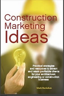 Construction Marketing Ideas book cover