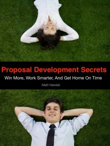 proposal development cover
