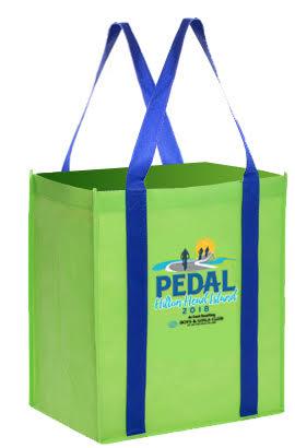Pedal Hilton Head Island Bag