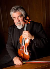 Andres Cardenes, violin