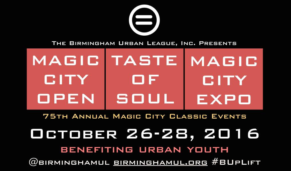 Birmingham Urban League Magic City Classic Events