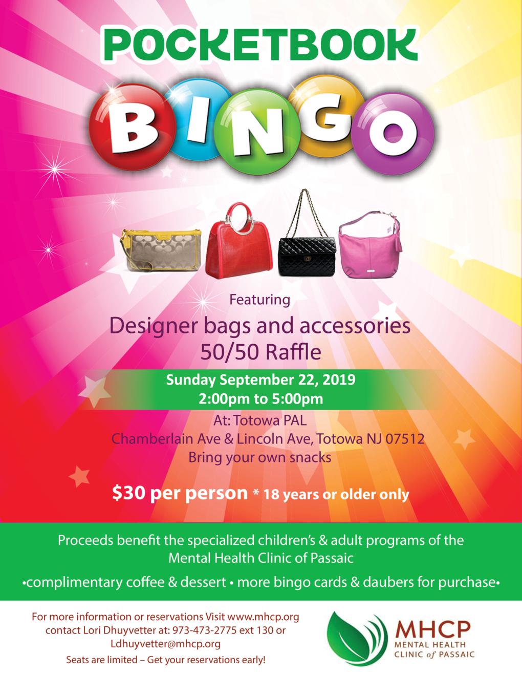 MHCP Bingp Flyer 9.22.19