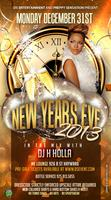 New Years Eve Bash 2013 @ Me Lounge in Hayward