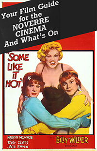 poster for Some Like it Hot