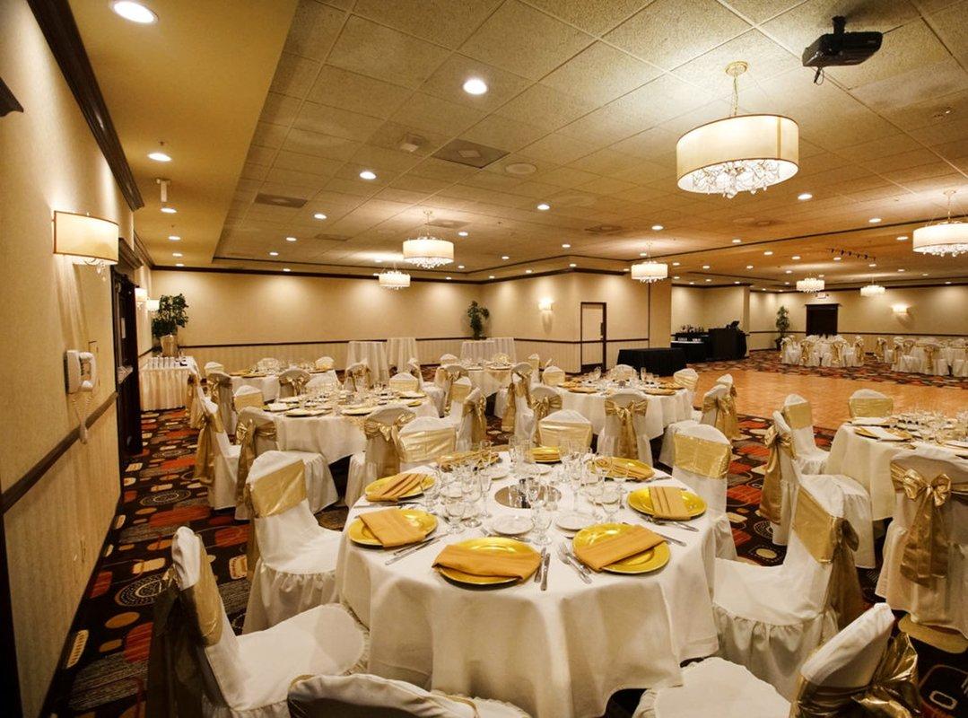 Hotel Fullerton ballroom