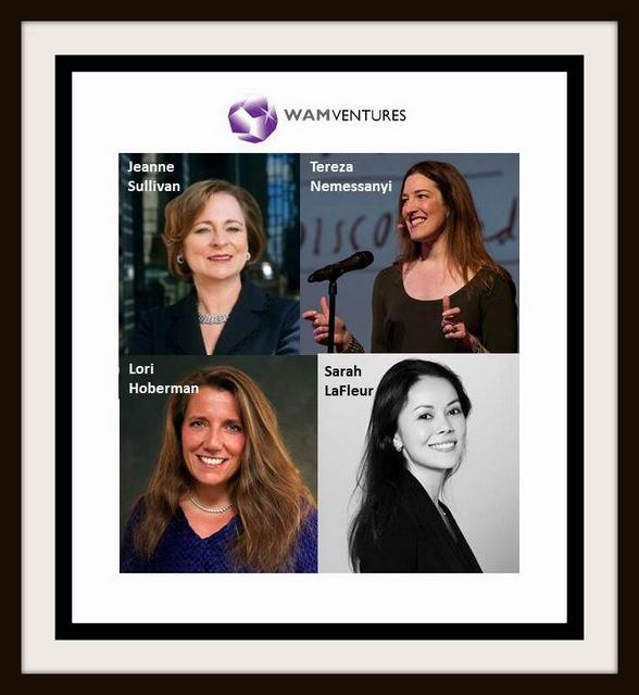 WAM Ventures Forum: March 5, 2015 - Women Game-Changers Lead