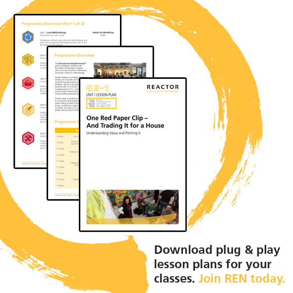 Download REN Lesson Plans