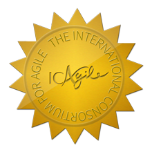 ICAgile Gold Seal