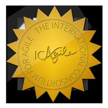 ICAgile Gold Seal