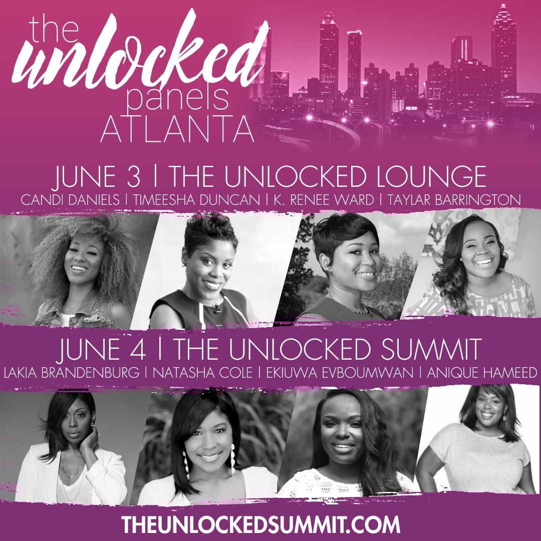 The Unlocked Summit Atlanta