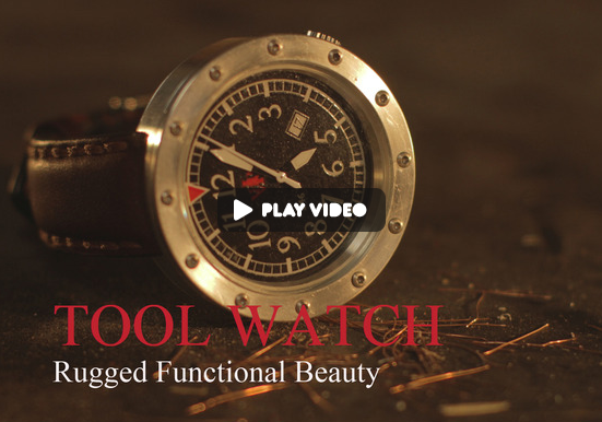 Tool Watch video
