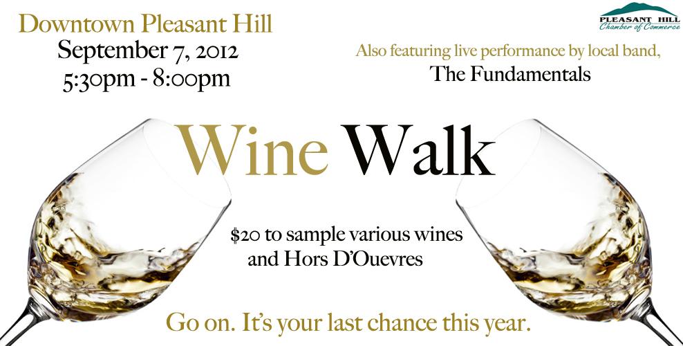 September Wine Walk