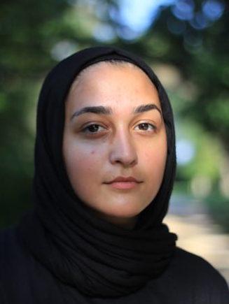 Hajjar Baban headshot
