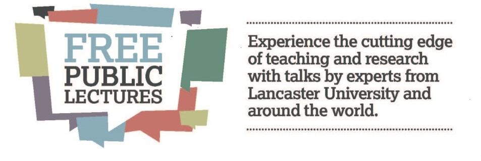 Lancaster University Public Lectures Logo