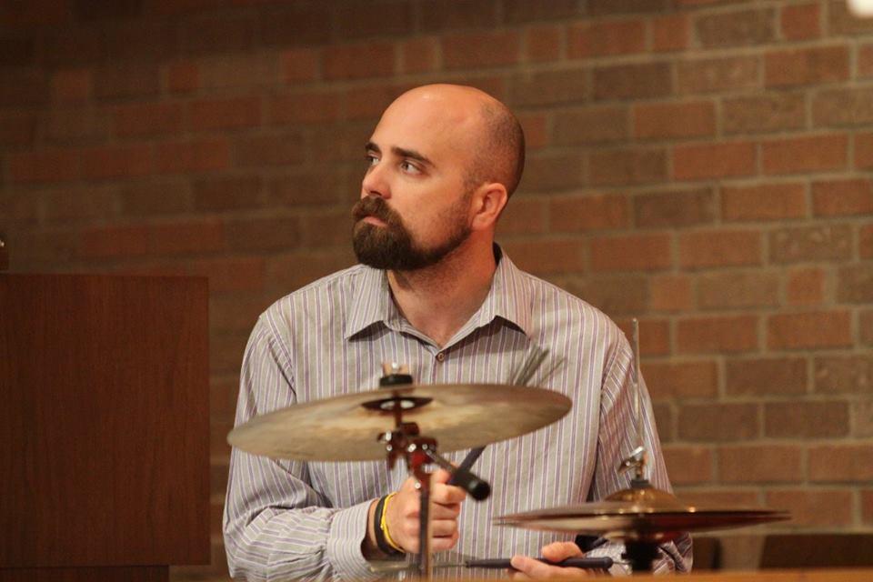 Musician Winston Hall