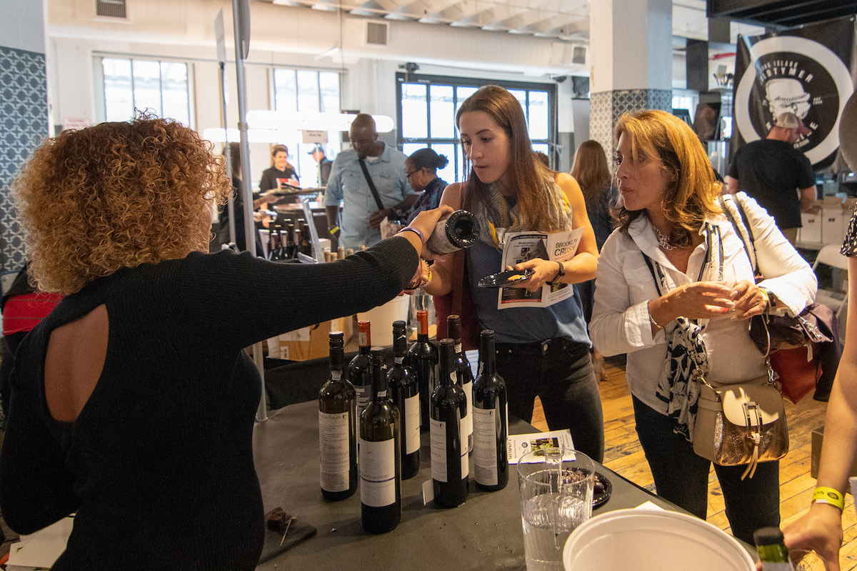 Brooklyn Crush Wine Festival