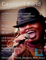 Its Funk Friday @ 417 w/Carolyn T Band