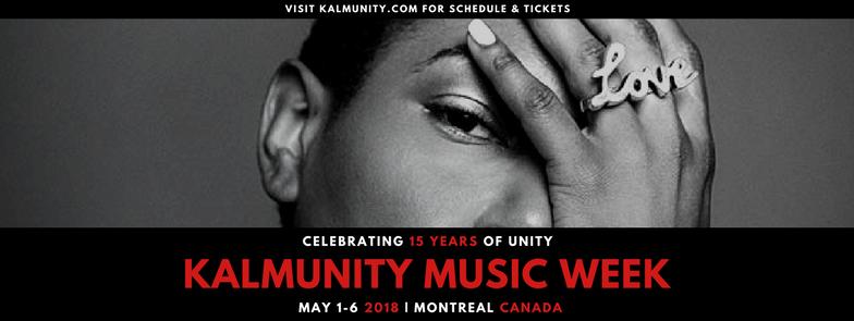 Kalmunity Music Week 2018