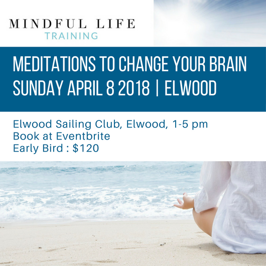 April 8 Meditations to Change Your Brain