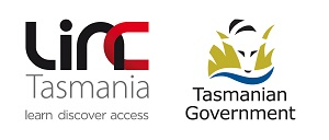 LINC and Tas Govt Logos