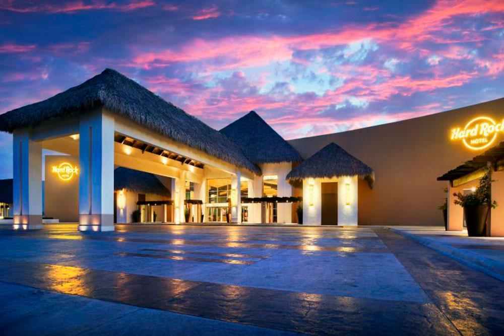 HRH Punta Cana entrance