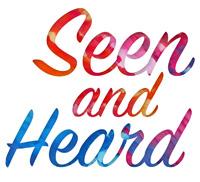 Seen and Heard logo