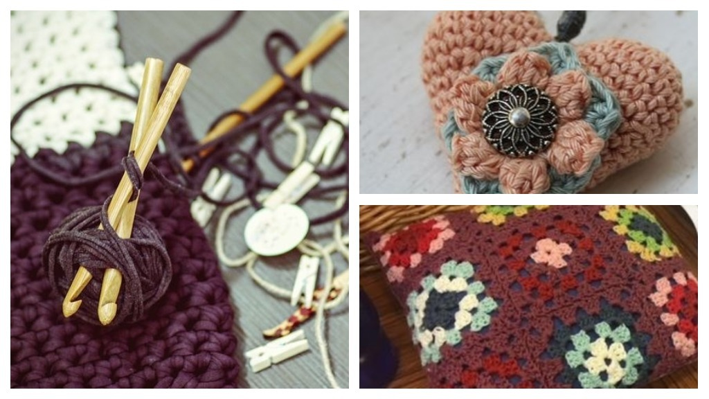 Get Hooked on Crochet at ReTweed